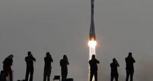 В честь дня Космических войск Минобороны РФ опубликовало кадры с самыми зрелищными пусками