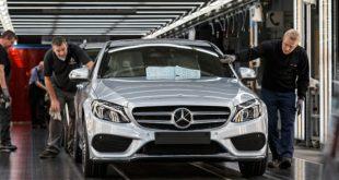 Mercedes-Benz вложит 20 миллиардов рублей с постройку завода в России