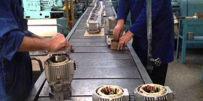 На Уфимском агрегатном производственном объединении обновлен и запущен эталонный участок сборки электродвигателей
