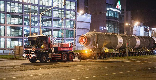 На московском нефтеперерабатывающем заводе устанавливают новейшее оборудование Евро+