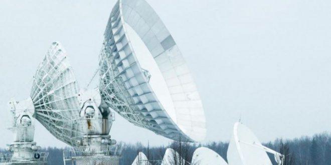 Норильск обзавелся новой станцией спутниковой связи