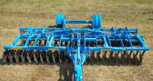 Новую почвообрабатывающую технику представило предприятие из Алтайского края