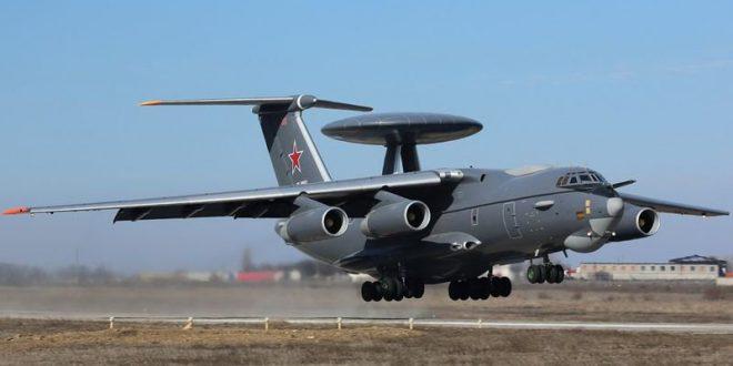 Новый авиарадар А-100 «Премьер» впервые поднялся в воздух