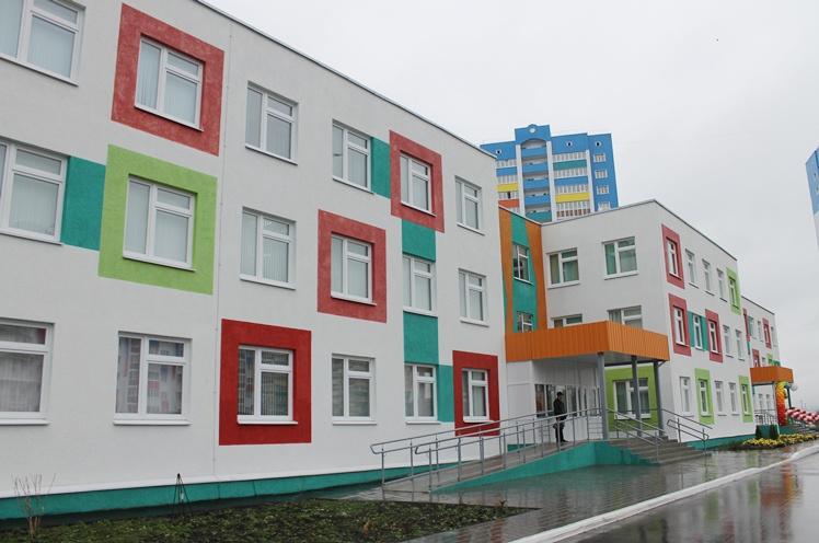 Новый детские сады открылись в Пензенской и Кемеровской областях
