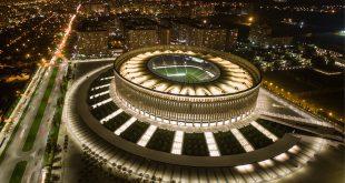 Новый футбольный стадион открыт в Краснодаре