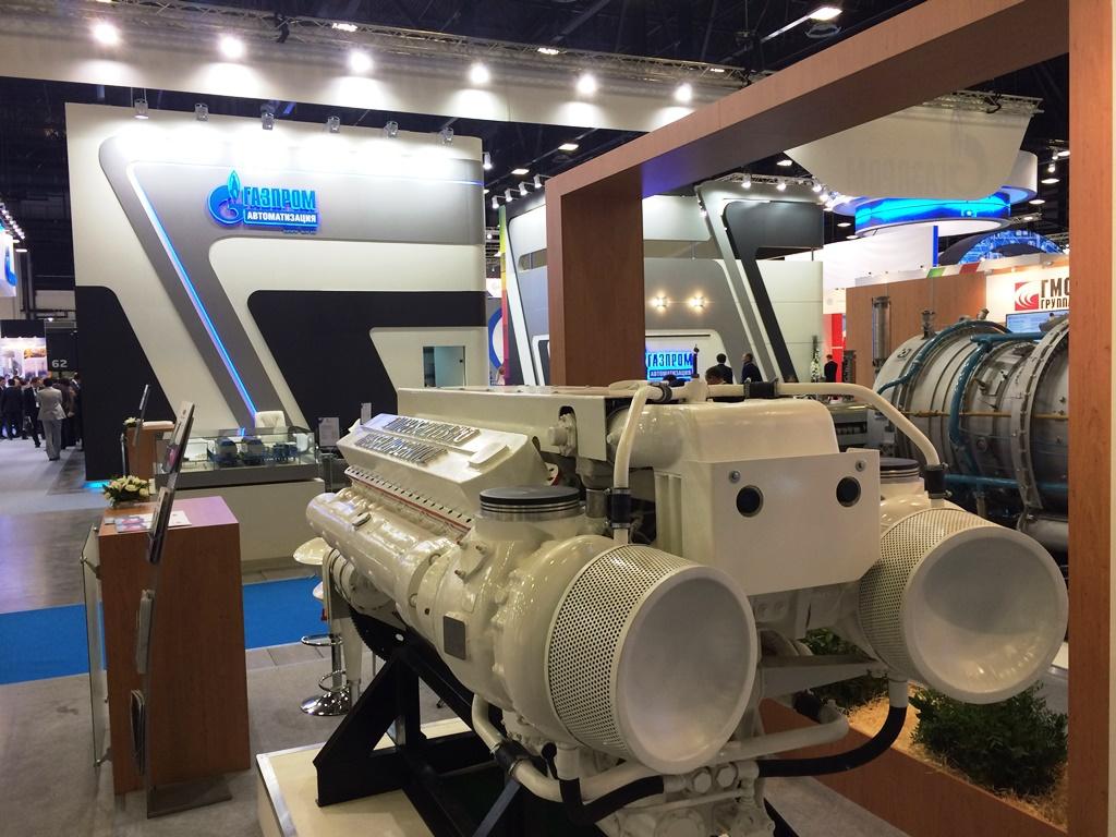 Новый промышленный дизель ТМ-600 представили на ПМГФ-2016