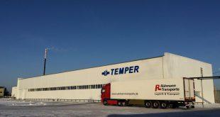 Новый завод «Темпер» вышел на полную производственную мощность в Кургане