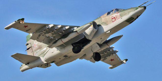 Первые серийно модернизированные штурмовики Су-25СМ3