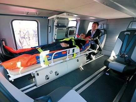 Первый «Ансат» с медицинским модулем передан заказчику