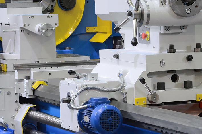 Представлен новый токарный станок РТ117 РМЦ-3000