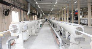 Производство полипропиленовых труб запустили в Самарской области