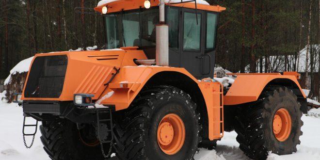 Производство тракторов К-704-4Р начато в Челябинской области