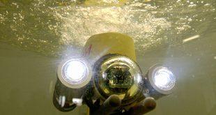 Российский подводный робот успешно испытали в Восточно-Сибирском море