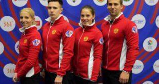 Сборная России выиграла чемпионат мира по кёрлингу