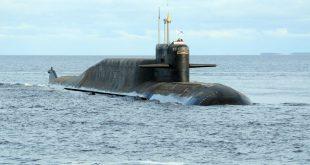Сразу два атомных крейсера успешно выполнили стрельбы межконтинентальными баллистическими ракетами