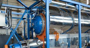 Уникальный комплекс по пиролизной переработке отходов открылся в Набережных Челнах