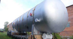 «Уралхиммаш» поставил в Якутию оборудование для Чаяндинского НГКМ