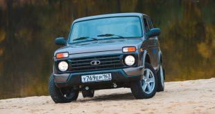 В Германии продажи автомобилей «Лада» выросли на 41%