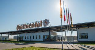 В Калуге на полную производственную мощность вышел завод Continental