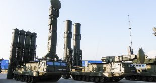 В Сирию переброшена батарея зенитной ракетной системы С-300В4