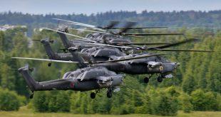 ВКС получила более 50 новых вертолетов с начала 2016 года