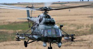 «Вертолеты России» поставили в Беларусь партию Ми-8МТВ-5