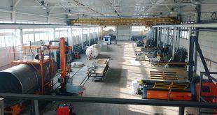 ЮГРАМАШ начал производство полуприцепов-цистерн для жидкого азота