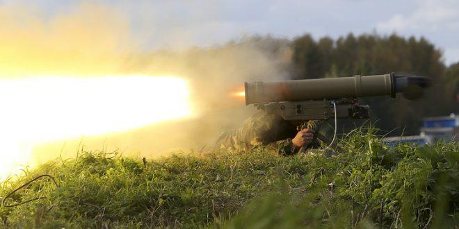 Для армии РФ разработают новый противотанковый комплекс
