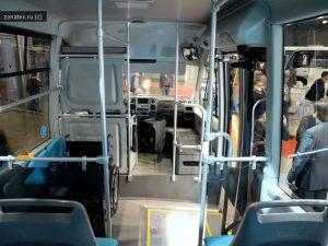 «Группа ГАЗ»  представила низкопольный микроавтобус ГАЗель Next (A68R52) 1