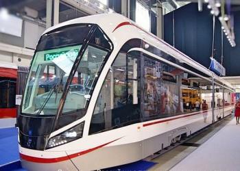 «Красноярские машиностроительные компоненты» представила проект нового трамвая