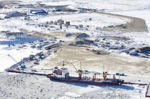 На Кольской верфи планируется построить завод по сжижению газа