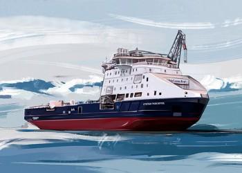 На воду спущен новейший проект Aker ARC 121
