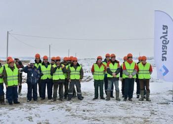 Началось строительство двух новых заводов в ОЭЗ «Алабуга» в Татарстане