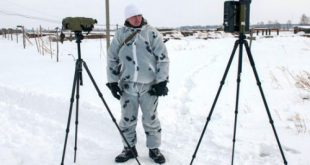 Новейшие комплексы наблюдения поступили на вооружение спецназа Самарской области