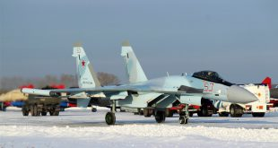 Новые Су-35С для ВВС России
