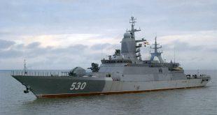 Новые фрегаты и корветы ВМФ РФ будут оснащены защитным экранирующим покрытием