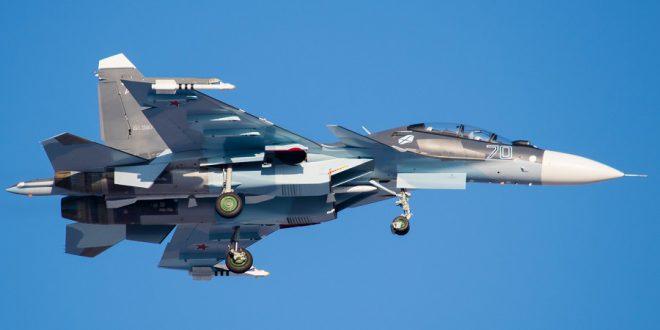 Новый истребитель Су-30СМ