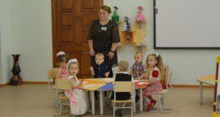 Новый детский сад открылся в Курганской области