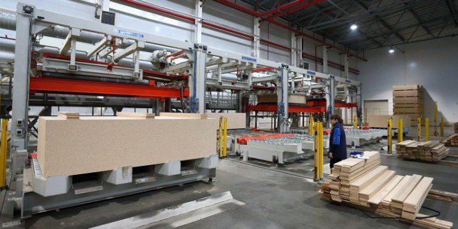 Новый завод ДСП в Томске открыл «Томслесдрев»