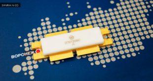 ОПК представила транзисторы на основе нитрид-галлиевой технологии