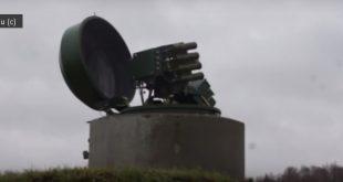 Первые стационарные военные турели-роботы в России ( видео )