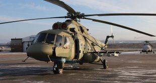 """Первый полет """"арктического"""" вертолета ВМФ России"""