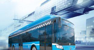 Представлен электробус нового поколения