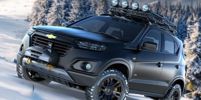 Разрабатывается новый двигатель для Chevrolet Niva