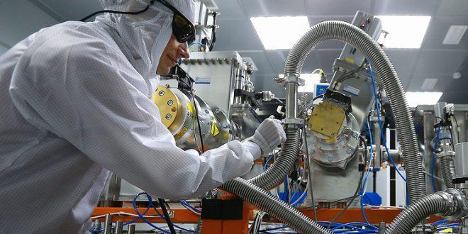 Россия начала разработку робота для МКС