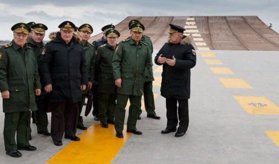 """Шойгу заявил: """"Доля современного оружия в армии к концу года превысит 50%"""""""