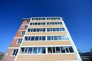 Сдан первый жилой дом для работников СК «Звезда» в Большом Камне 1