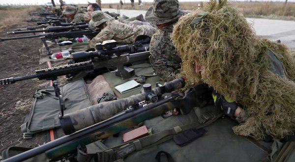 Спецслужбы России получат новый снайперский комплекс Точность
