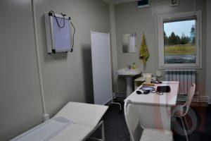 Центр врачей общей практики открылся в селе Истобное 1