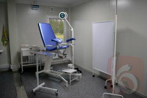 Центр врачей общей практики открылся в селе Истобное